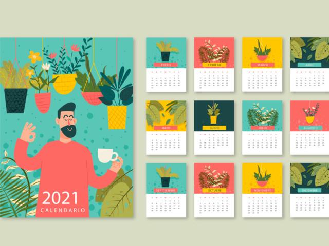 Graficas Aldecoa Diseño calendarios