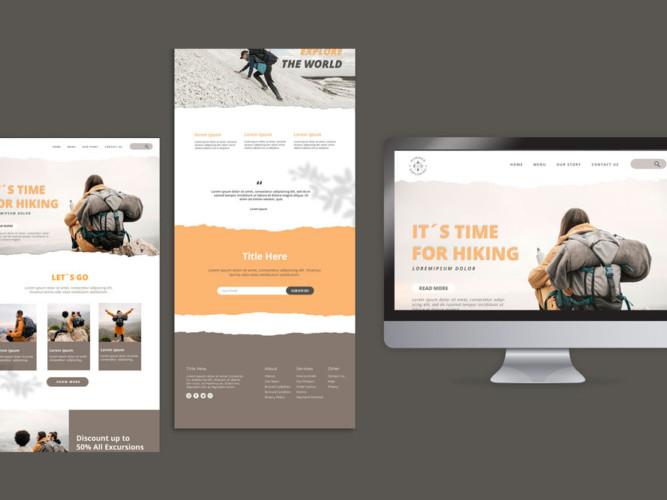 aldecoa diseño web